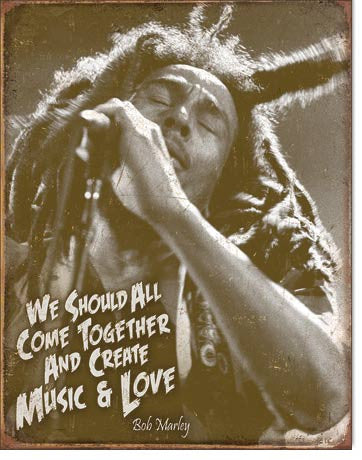 Bob Marley Music & Love