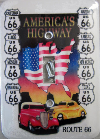America's Highway Cover