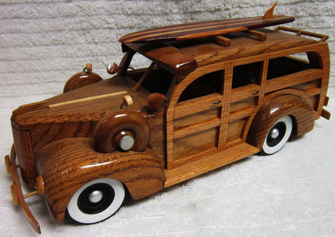1941 Packard Woody