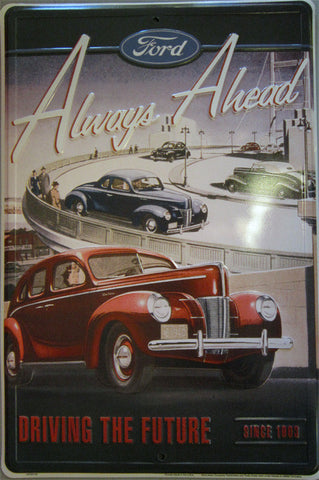Always Ahead-Ford