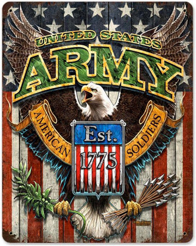 ARMY-American Soldiers 1775