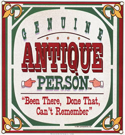 Antique Person