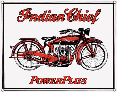 Indian Chief 1934