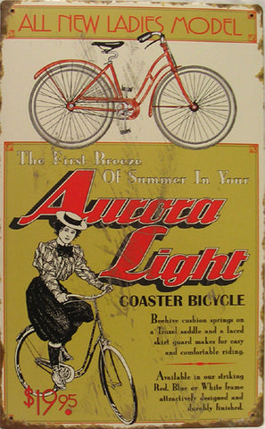 Aurora Light Coaster Bicycle