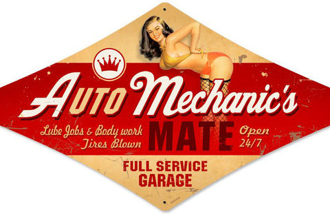 Auto Mechanic (diamond)