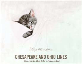 Chesapeake and Ohio Lines (disc)