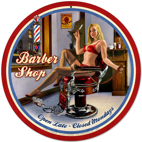 Barber Shop (XLarge)