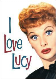 I Love Lucy - Face