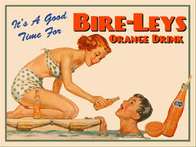 Bires Leys Orange Drink