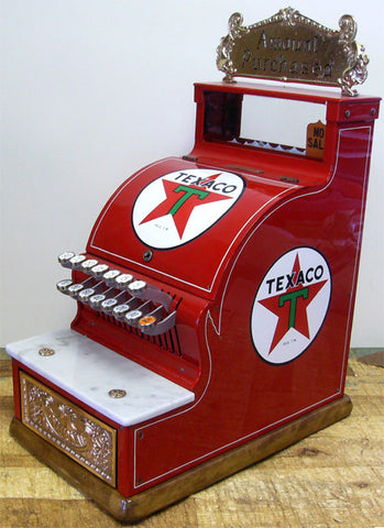 Cash Register Texaco