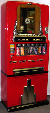 Stoner Candy Machine with Candy Selector