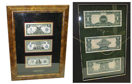 1899 Silver Certificate Series