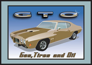 GTO Gas Tires and Oil
