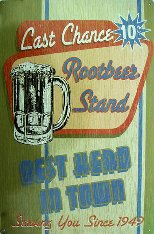 Rootbeer Stand-Best Head In Town