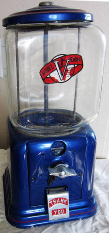 "Model ""V"" Peanut / Candy Dispenser"