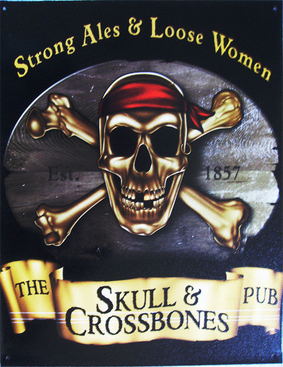 The Skull & Crossbones Pub (Disc)