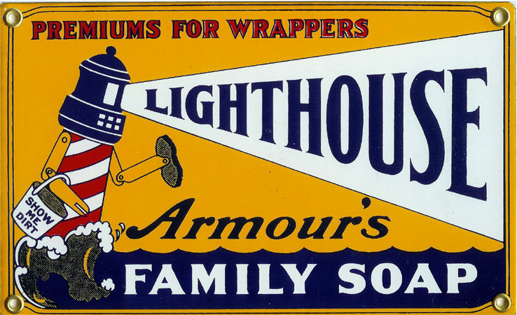 Lighthouse Family Soap