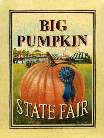 Big Pumpkin-State Fair