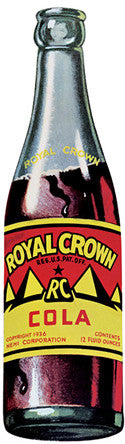 Royal Crown RC Bottle