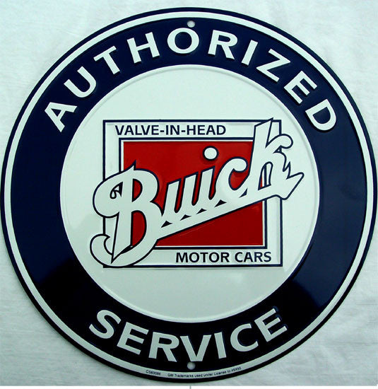 Buick-Authorized Service