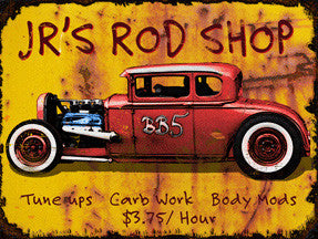 JR's Rod Shop