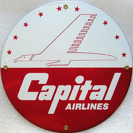 Capital Airlines (round)