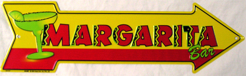 Margarita Bar (arrow)