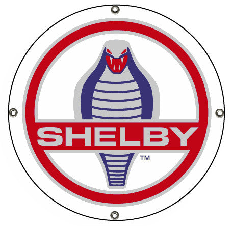 "12"" Disc Shelby"