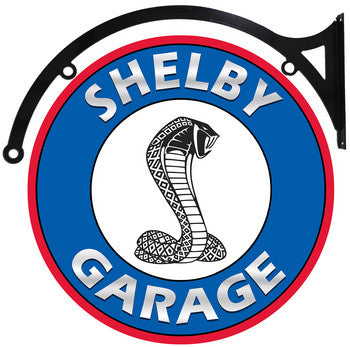 "Shelby Garage 22"" Disc Hanging"