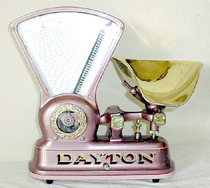 Dayton Candy Scale