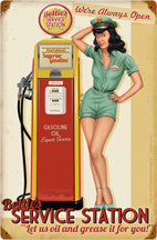 Bettie Service Station