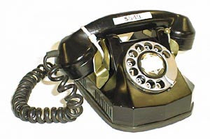 Ship's Table Telephone