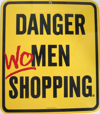 Danger Women Shopping