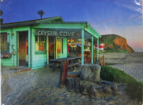 Crystal Cove Sign