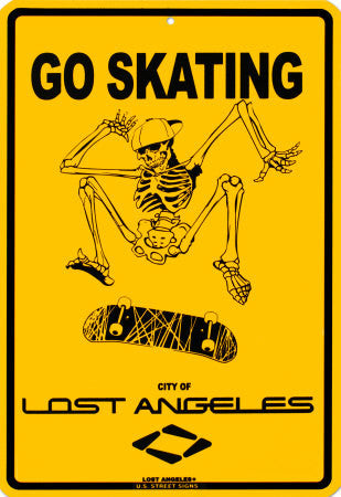 Go Skating Lost Angeles