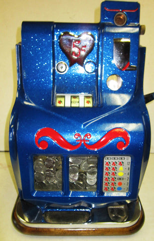 Mills Sweet Heart QT 5c Slot Machine