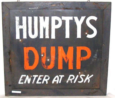 Humptys Dump-Enter At Risk