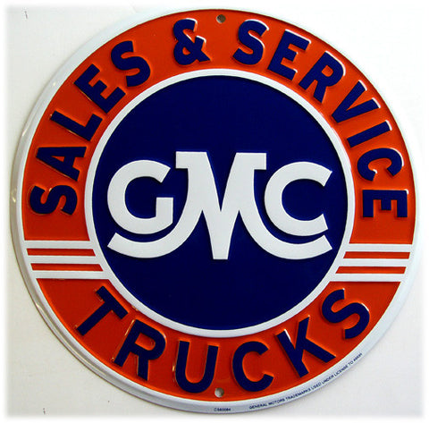 GMC Sales-Service Trucks