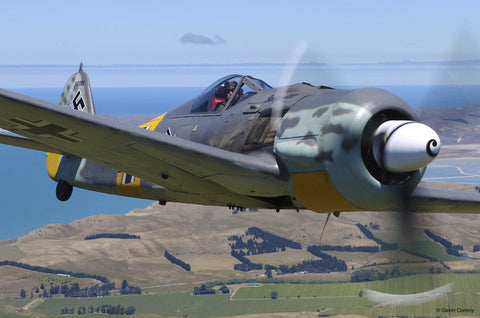 FW190 Airplane