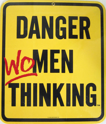 Danger Women Thinking