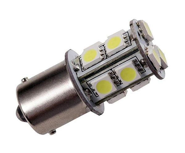 MILITARY  / CIVILIAN VEHICLE OR TRAILER BULBS - MULTI- VOLTAGE - 13 LED's - SINGLE OR MULTI-PACKS - MILITARY TAIL LIGHT, STOP, TURN SIGNAL, MARKER OR BRAKE. FOR LED CONVERSION