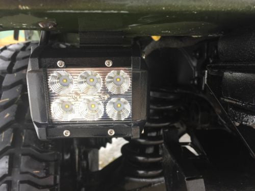Dual Cab Light Kit for HUVEE / M998 / M1038 / HMMWV