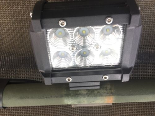 LED Blazer Cab Light for M998 / HUMVEE / HMMWV / M1038