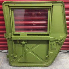 Original Humvee (TM) X-Door Replacement Glass