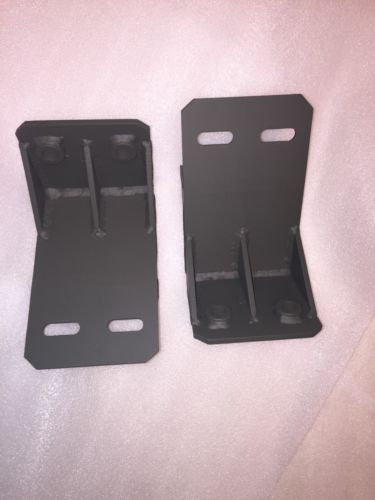 Original Humvee (TM) M998 / M1038 / HMMWV Brush Guard Mounting Brackets