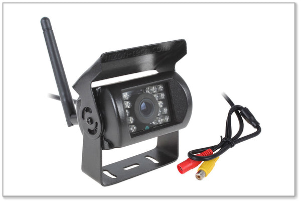 BACK UP CAMERA AND CABLE ONLY - MONITOR NOT INCLUDED - 24V