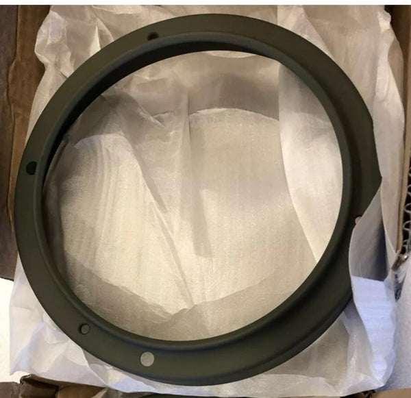 New OEM Headlight Bezel Rings for Military Humvee Black, Tan or Green for LED head lights or Incandescent. Jeep M925 M935 Deuce 5-Ton