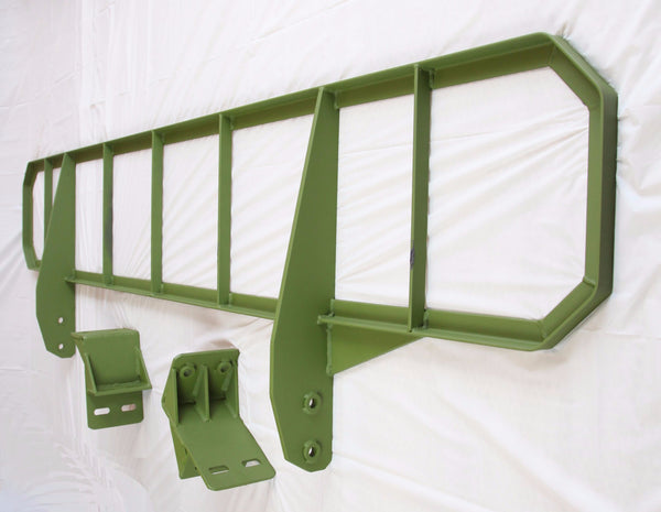 Brush Guard for Military Humvee