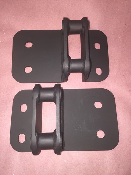 Luverne H15-GGB Brush Guard Mounting Bracket (CHOICE OF 1 or 2) NO HARDWARE