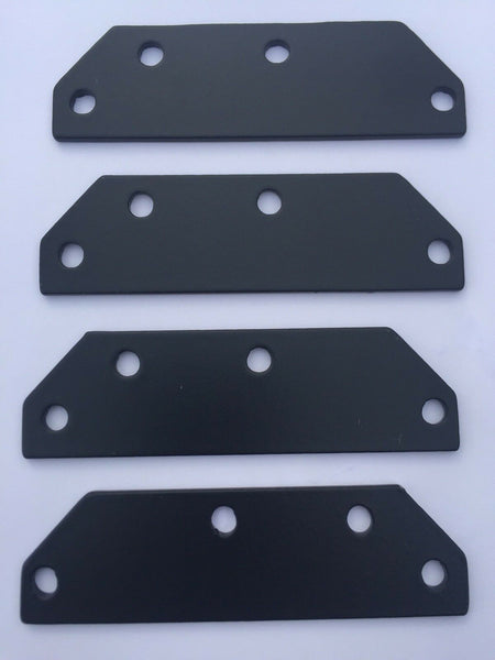 ROTARY LATCH DOOR SPACERS (1 OR 4) FOR MILITARY HUMVEE HARD X-DOORS - SPACER SOLD EACH OR SET FOR HARD DOORS